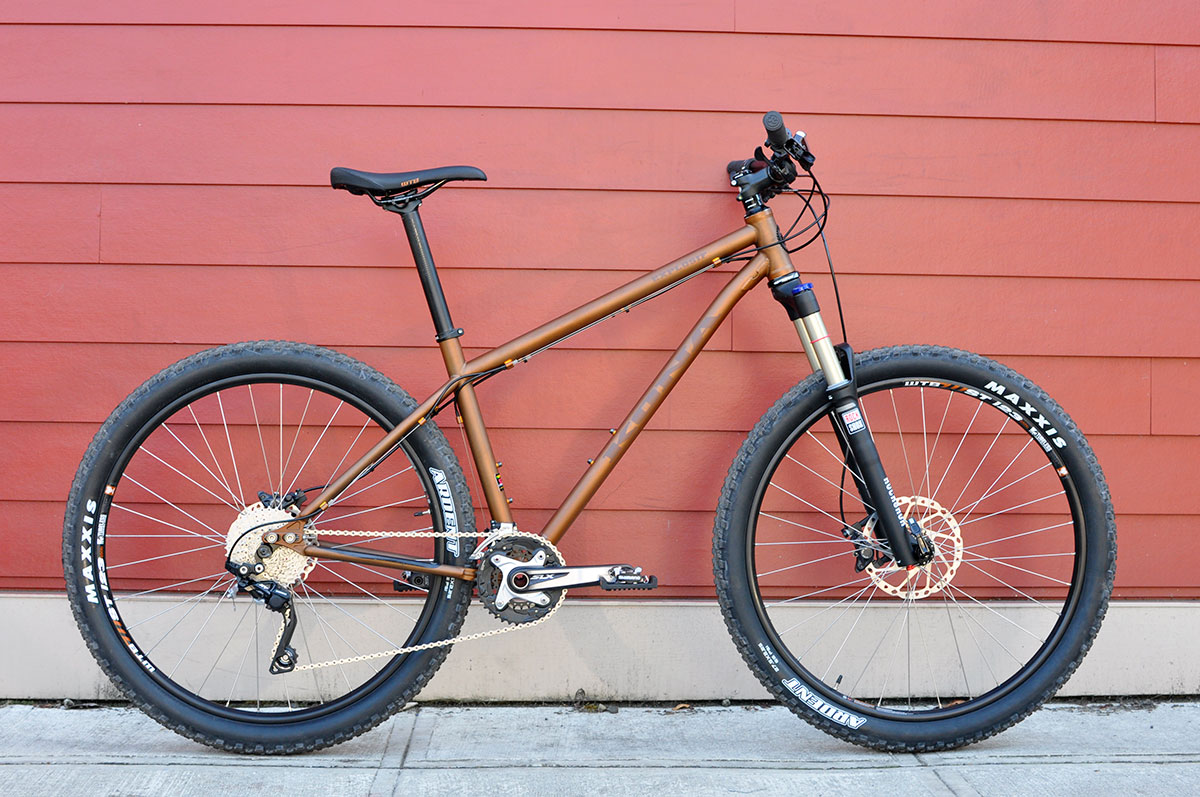 Watch Out: Kona\'s New 650b / 27.5″ Explosif is Coming!