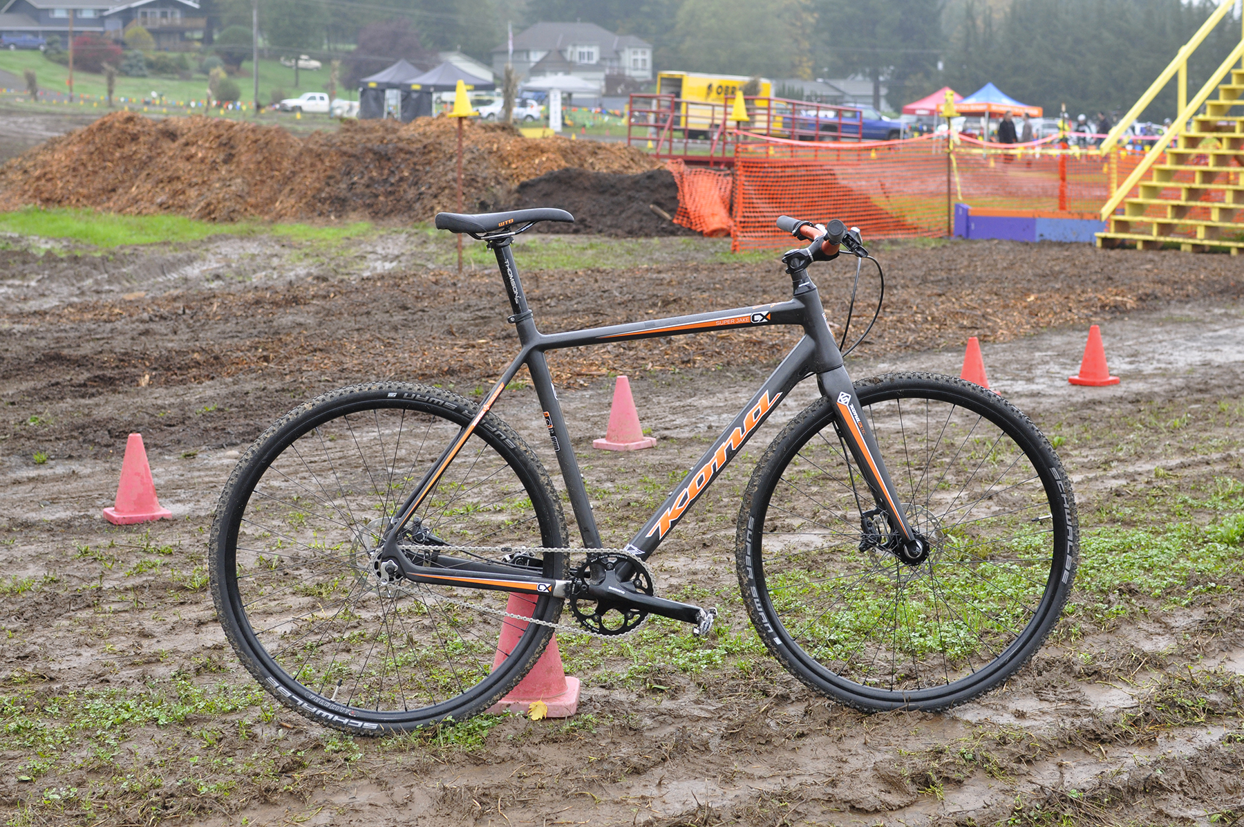 Kona Super Jake singlespeed cyclocross