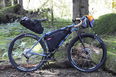 Kona Unit Bikepacking adventurecycle