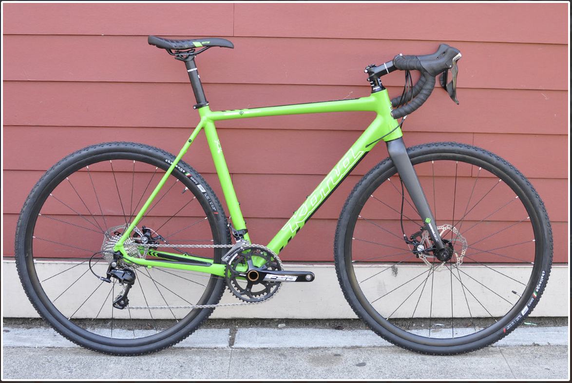 2015 Kona Jake the Snake