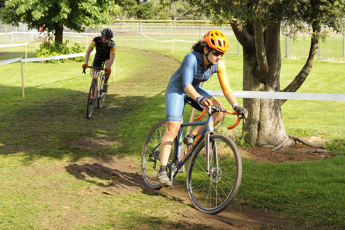 Sellwood Cycle Cyclocross GPRM Grand Prix Rhonda Mazza