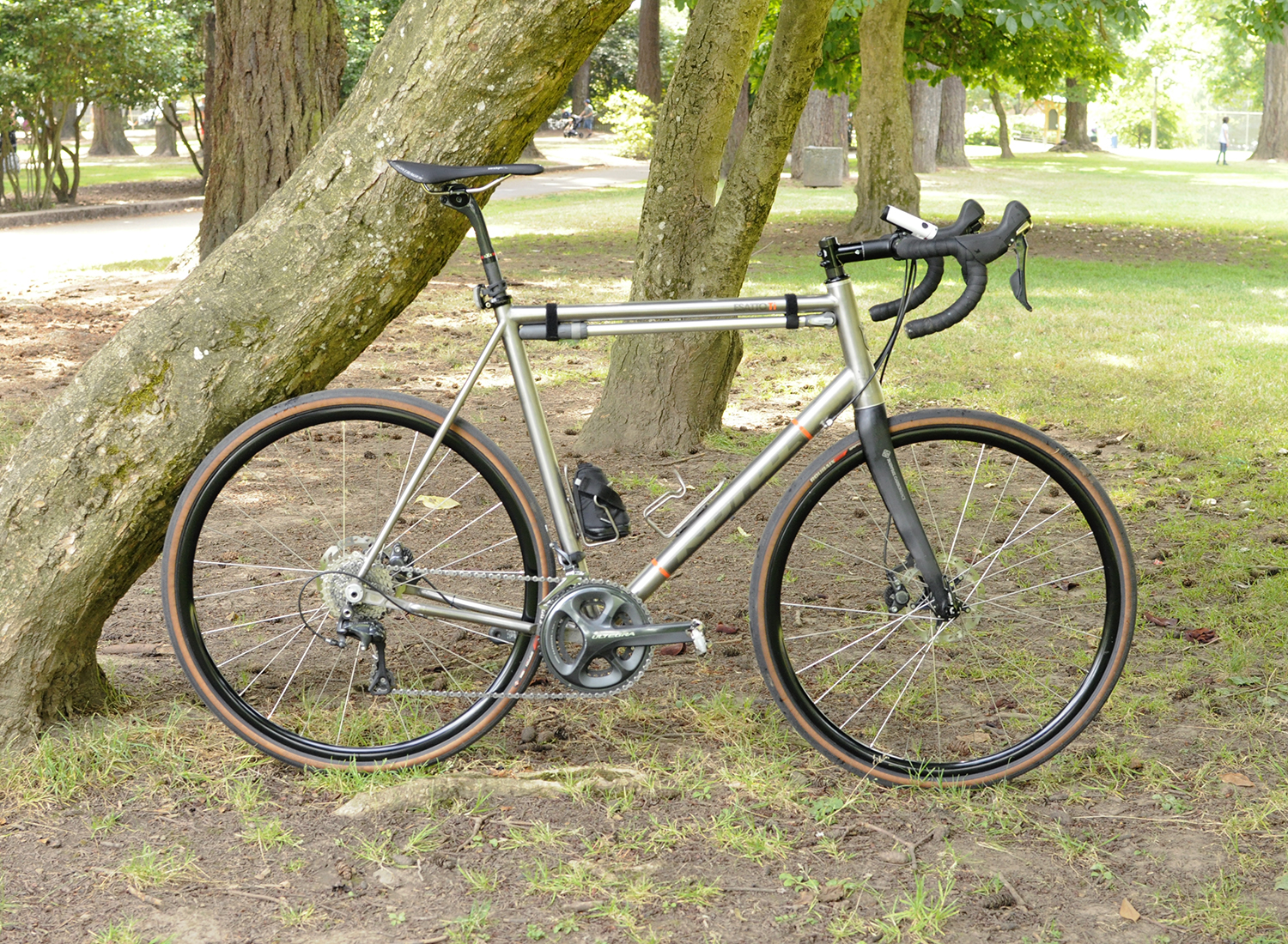 Bikes We Ride: Matt\'s Esatto Ti