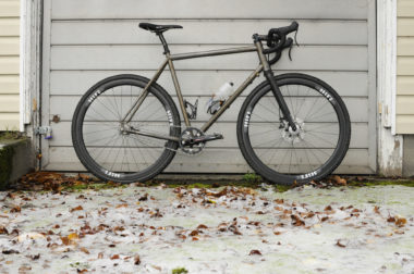 Kona Rove Prototype fixed gear