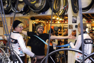LA Sweat Cinelli Sellwood Cycle Repair Portland