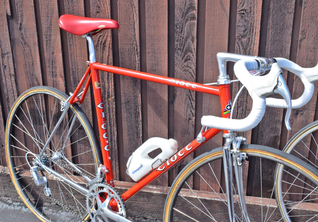 Vintage Ciocc Road bike san cristobal