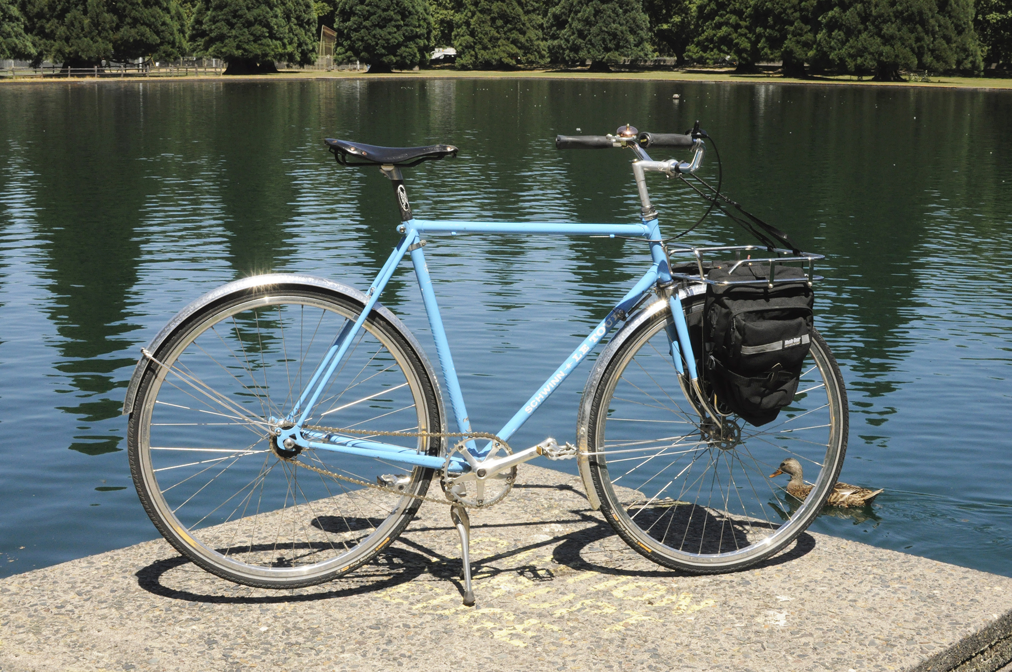 sellwood cycle schwinn le tour