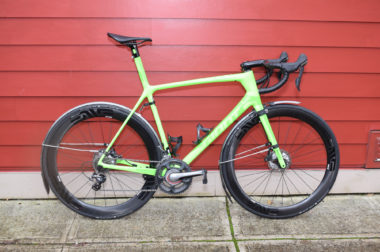 giant tcr slr advanced rain bike custom fenders